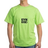 Kevon Rocks T-Shirt