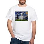 Starry-AnatolianShep1 White T-Shirt
