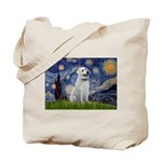 Starry-AnatolianShep1 Tote Bag