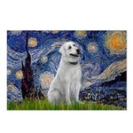 Starry-AnatolianShep1 Postcards (Package of 8)