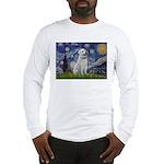Starry-AnatolianShep1 Long Sleeve T-Shirt