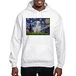 Starry-AnatolianShep1 Hooded Sweatshirt