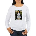 MonaLis-Anatolian Shep1 Women's Long Sleeve T-Shir