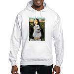 MonaLis-Anatolian Shep1 Hooded Sweatshirt
