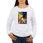 Cafe-AnatolianShep2 Women's Long Sleeve T-Shirt