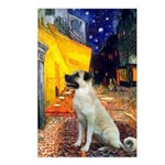 Cafe-AnatolianShep2 Postcards (Package of 8)