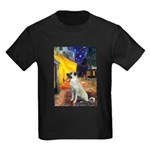 Cafe-AnatolianShep2 Kids Dark T-Shirt