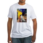 Cafe-AnatolianShep2 Fitted T-Shirt
