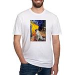 Cafe-AnatolianShep2 Fitted T-Shirt