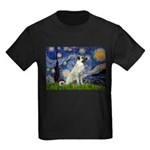 Starry-AnatolianShep 2 Kids Dark T-Shirt