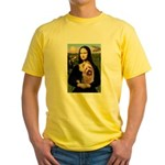 Mona / Australian T Yellow T-Shirt