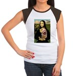 Mona / Australian T Women's Cap Sleeve T-Shirt