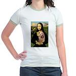 Mona / Australian T Jr. Ringer T-Shirt