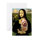 Mona / Australian T Greeting Card