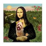 Mona / Australian T Tile Coaster