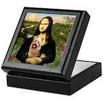 Mona / Australian T Keepsake Box
