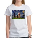Starry-AussieTerrier Women's T-Shirt