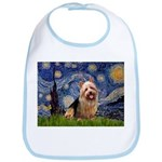Starry-AussieTerrier Bib