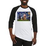 Starry-AussieTerrier Baseball Jersey