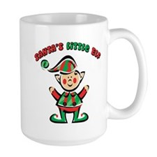 SANTA'S LITTLE ELF Mug