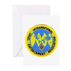 Masonic DEA Greeting Cards (Pk of 10)