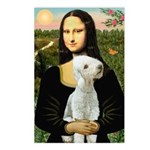 Mona / Bedlington(T) Postcards (Package of 8)