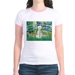 Bridge / Bedlington T Jr. Ringer T-Shirt