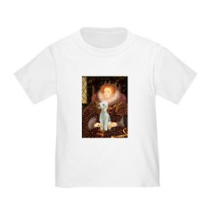 Queen / Bedlington T Toddler T-Shirt