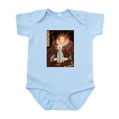 Queen / Bedlington T Infant Bodysuit