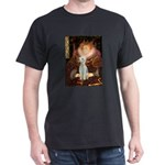 Queen / Bedlington T Dark T-Shirt
