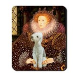 Queen / Bedlington T Mousepad