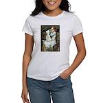 Ophelia / Bedlington T Women's T-Shirt