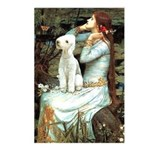 Ophelia / Bedlington T Postcards (Package of 8)