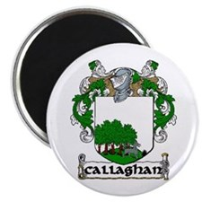 "Callaghan Coat of Arms 2.25"" Magnet (10 pack)"