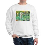 Irises /Bedlington T Sweatshirt