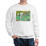 Irises /Bedlington T Sweatshirt