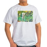 Irises /Bedlington T Light T-Shirt