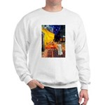 Cafe / Bedlington T Sweatshirt