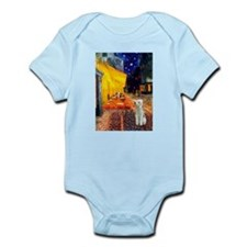 Cafe / Bedlington T Infant Bodysuit