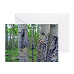 Aspen Grove: Round Mountain Greeting Cards (Pk of 