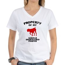 German Shorthaired Pointer Shirt