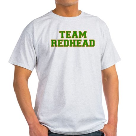 Team Redhead - Grn/Orng Light T-Shirt