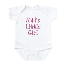 Cute Abbie Infant Bodysuit