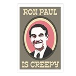Ron Paul is Creepy - Eight Postcards