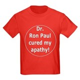 Ron Paul cure-3 T