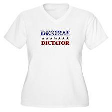 DESIRAE for dictator T-Shirt
