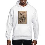 Warwick Goble's The Seven Doves Hooded Sweatshirt