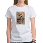 Warwick Goble's The Seven Doves Women's T-Shirt