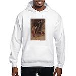 Warwick Goble's Parsley Hooded Sweatshirt