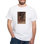 Warwick Goble's Parsley White T-Shirt